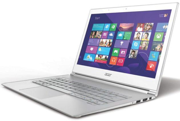 Acer Computex 2013 3 630x426Acer presenta nuevos Ultrabook, AIO y Tablet