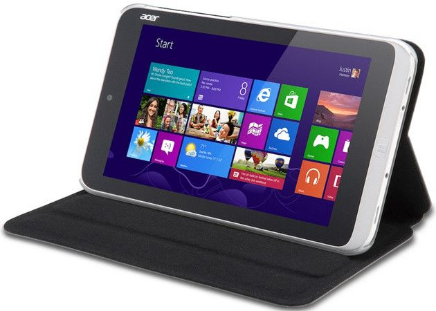 Acer W3 1 630x450Acer presenta nuevos Ultrabook, AIO y Tablet