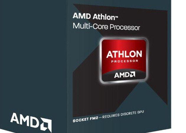 AMD ofrece procesador Athlon X4 basado en Richland
