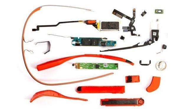 desmontadas Google Glass img11 desmontaje