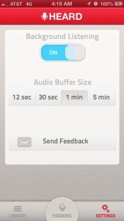 img 22 ios app Heard