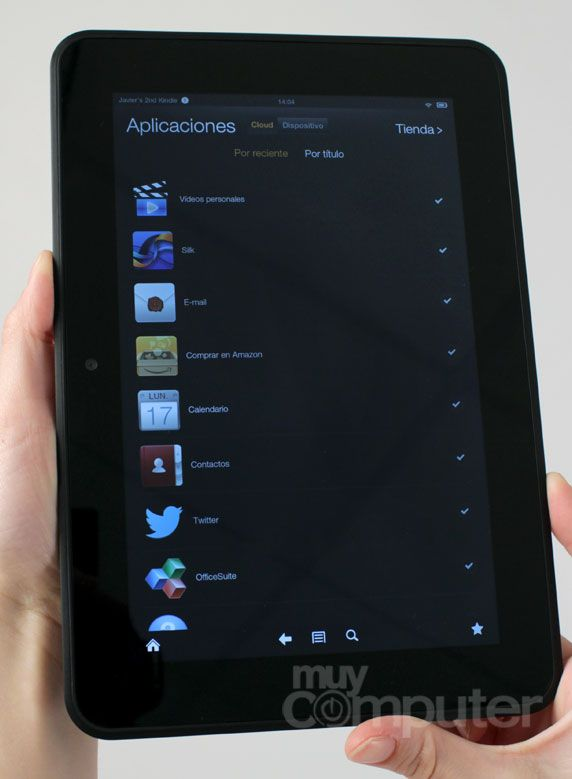 Amazon Kindle Fire HD 8,9