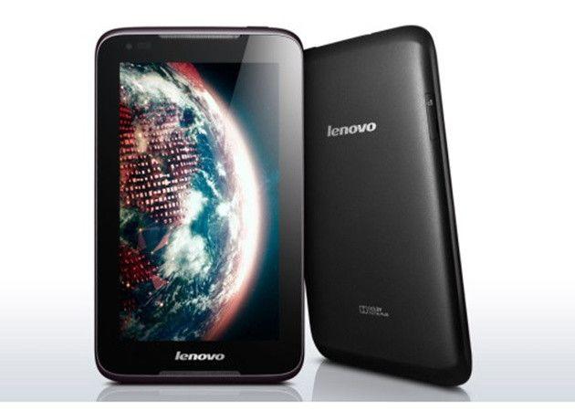 Lenovo IdeaTab, tablets económicos con Android