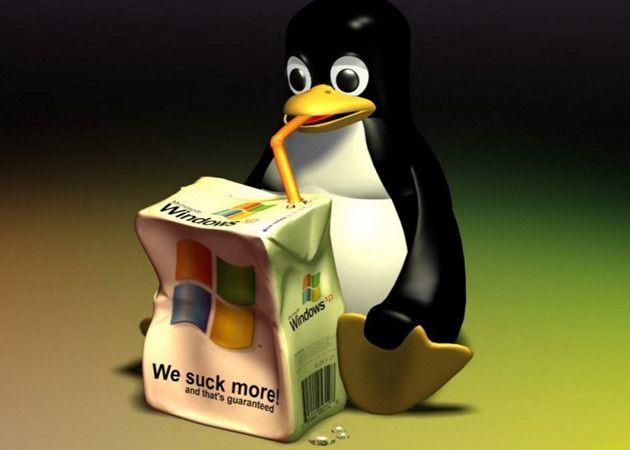 De Windows XP a Linux para 'evitar el desperdicio electrónico'