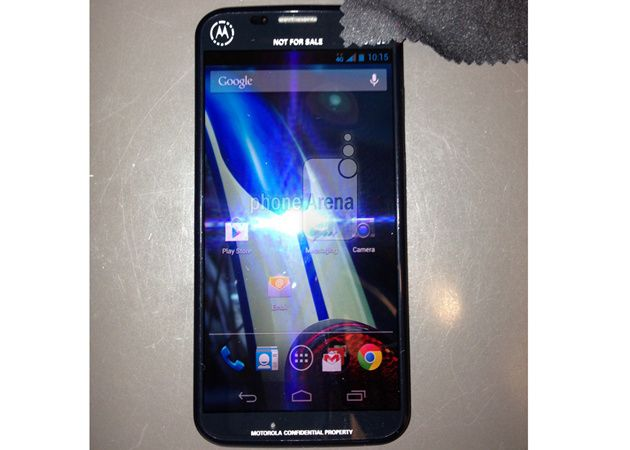 Aquí está el Motorola X Phone