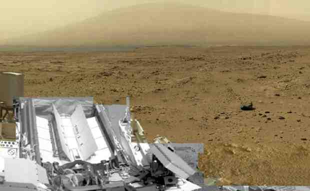 NASA-Marte