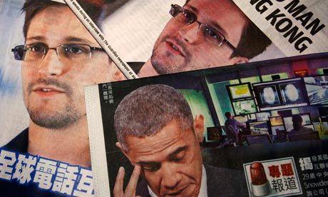 NSA files Edward Snowden Obama