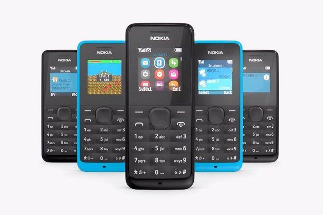cuanto gana Nokia 105 portada