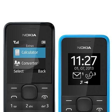 de cerca Nokia 105 1