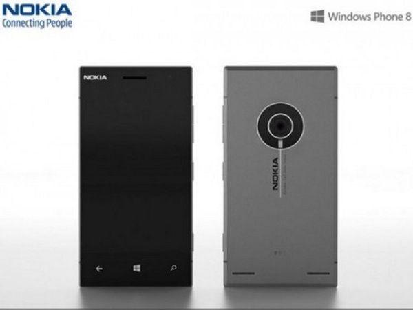 El Nokia EOS presume con sus 41 MP ante la cámara, especificaciones