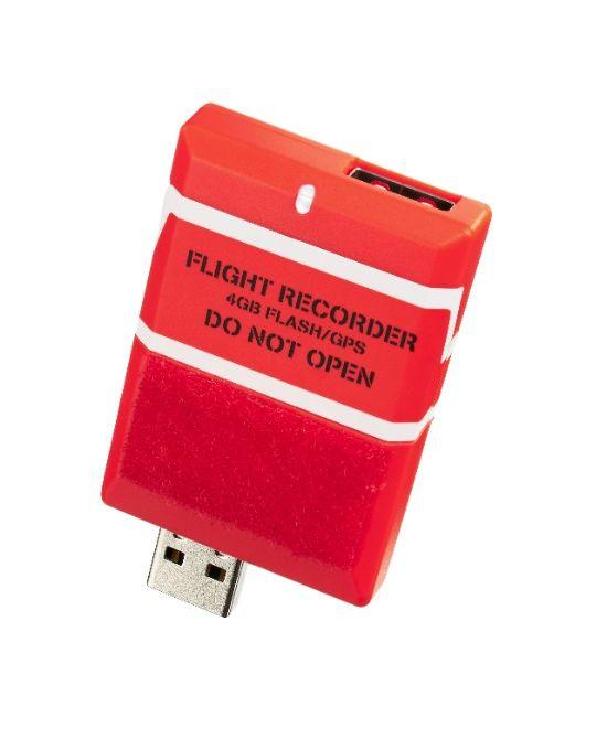 Parrot AR.Drone 2.0 PowerEdition y módulo Flight Recorder con GPS