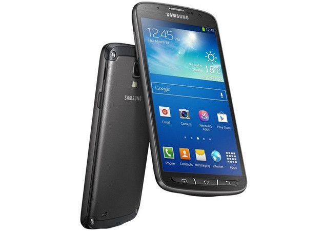 Samsung presenta el Galaxy S4 Active