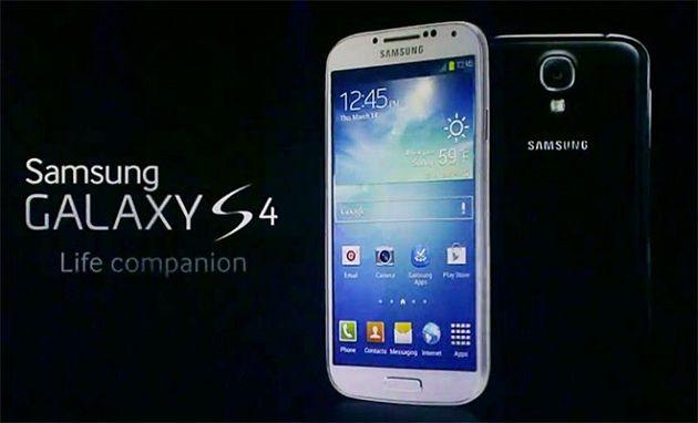 Samsung podría sorprender con un Galaxy S4 basado en Intel