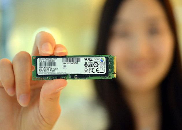 Samsung produce el primer SSD PCIe para Ultrabooks