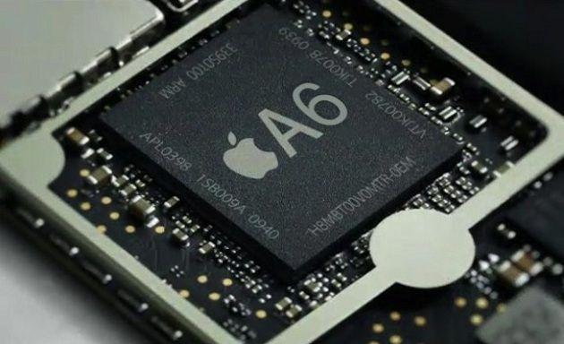 SoC Apple A6 Samsung 1