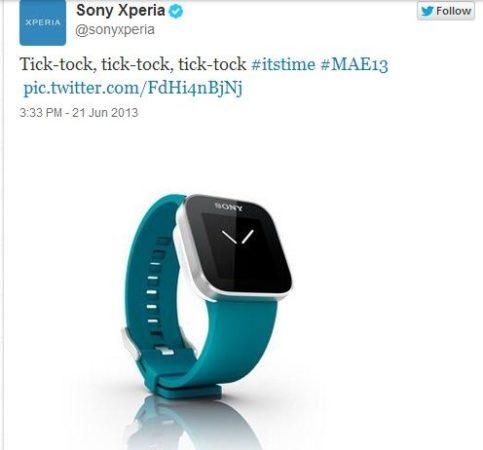 Sony smartwatch im 11 x33
