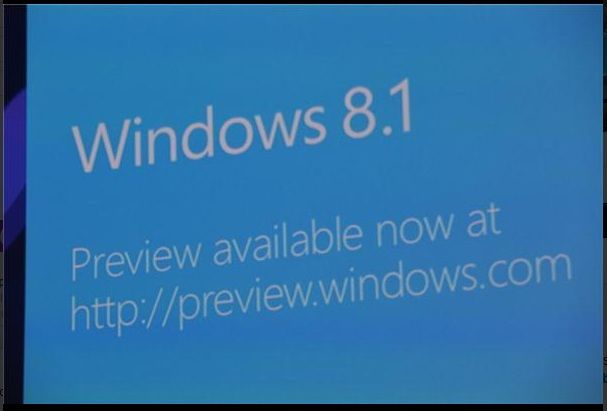 Windows 8.1 Bing Build 2013