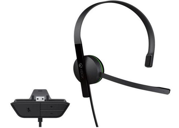 Aquí están los auriculares de la Xbox One