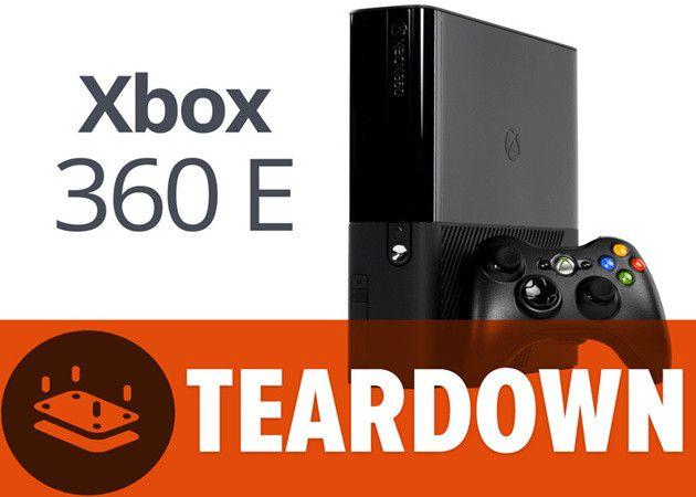 Desmontaje de la nueva Xbox 360
