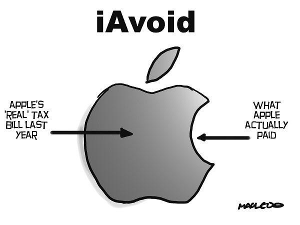 1 portada Apple impuestos