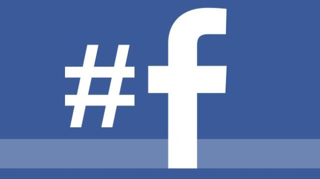 Facebook añade la función hashtag