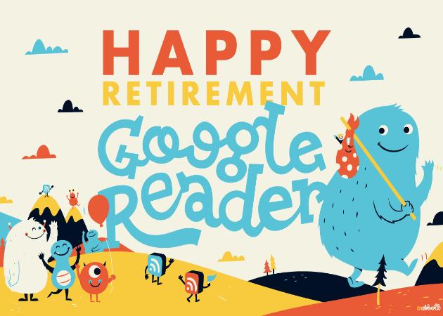 Adiós, Google Reader. Hola, Feedly