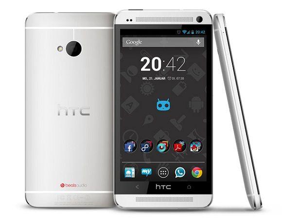 El HTC One presumirá de nuevas funciones con Android 4.2.2