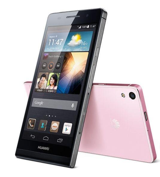 Movistar comercializa en primicia en España el Huawei Ascend P6