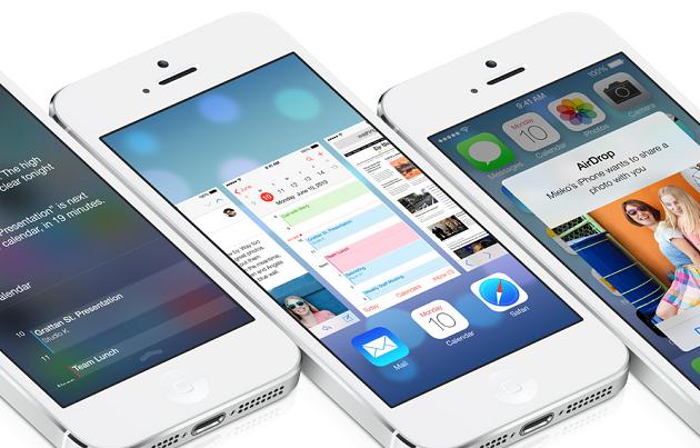 1 beta 3 de iOS 7 8 julio 1