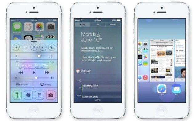 La beta 2 de iOS 7 está en camino, podría llegar el 24 de junio