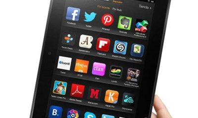 Análisis Amazon Kindle Fire HD 8,9