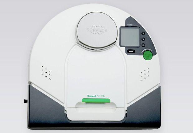 Robot aspirador Kobold VR100