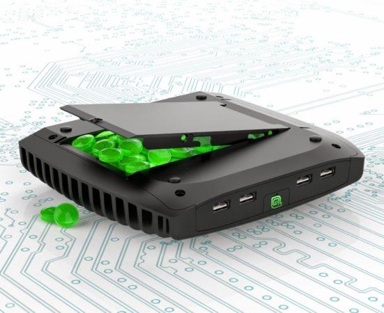 Mintbox 2 es una realidad: mini-PC con Core i5 y Linux preinstalado