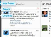 TweetDeck reorganiza su interfaz 33