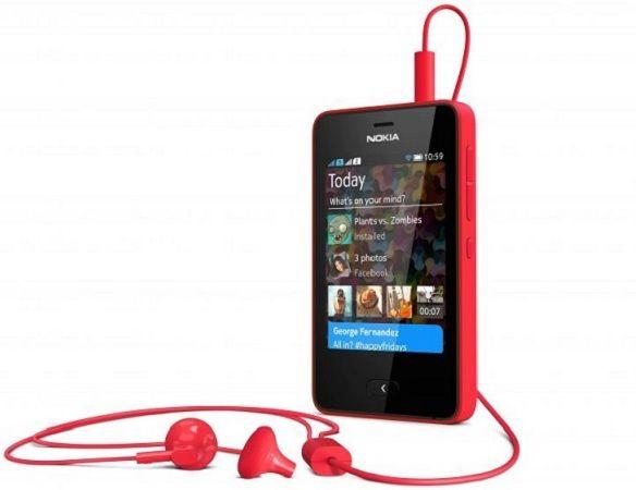 Nokia Asha 501 se puede reservar en la India, especificaciones