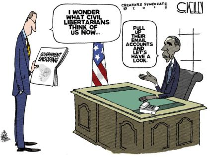 espionaje obama viñeta