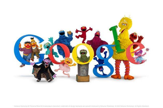 1 portada google barrio sésamo