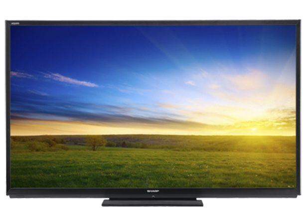 Sharp AQUOS LC-90LE757: la TV más grande disponible en Europa