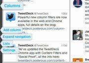 TweetDeck reorganiza su interfaz 35