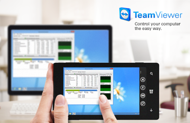 TeamViewer lanza aplicación para Windows Phone 8