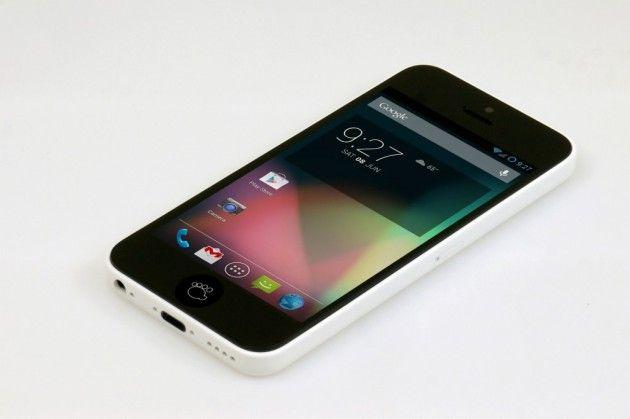 iphone mini 1 iphone bear clon