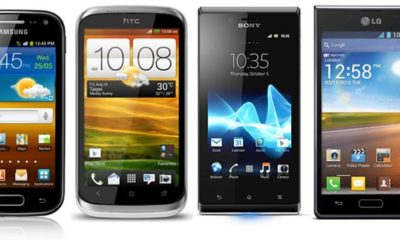Android-smartphones