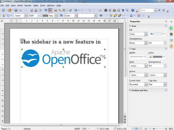 Apache OpenOffice 4 disponible