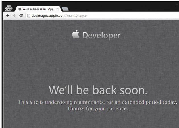 Apple confirma hackeo y robo de datos en su web de desarrollo