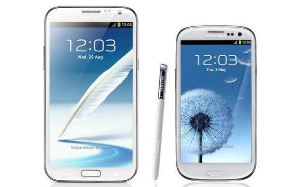 45 Galaxy Note vs Galaxy im441