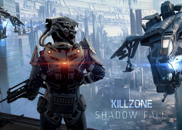 Killzone Shadow Fall, vídeo completo E3 de uno de los grandes para PS4
