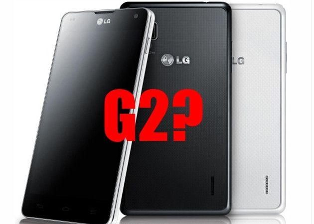 LG presentará el Optimus G2 el 7 de agosto