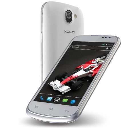 3 Xolo Q600 smartphone 1