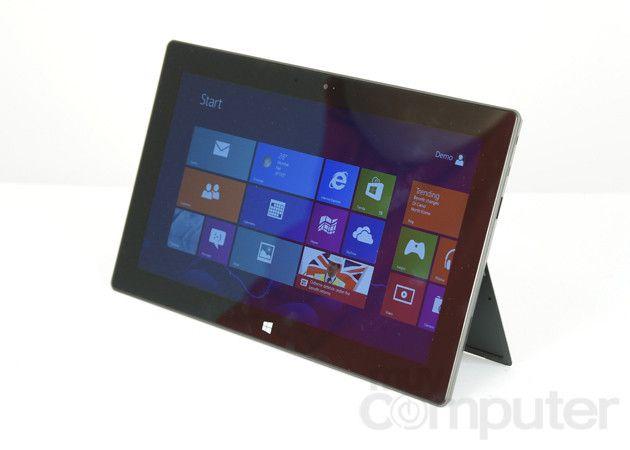 Surface RT penaliza los resultados de Microsoft