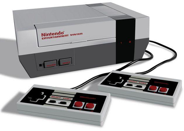 La consola NES cumple 30 años » MuyComputer
